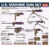 U.S. Machine Gun Set, 1:35