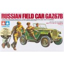 Russian Fieldcar GAZ 67B, 1:35