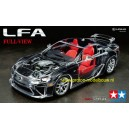 Tamiya 24325 Full-View Lexus LFA  1:24