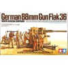 Tamiya 35283  German 88 mm Gun Flak 36  1:35