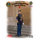 FRENCH REPUBLICAN GUARD OFFICER 1:16