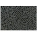 Diorama Matriaal Sheet - Gray-Collored Brickwork