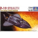 F-19 Stealth, 1:72