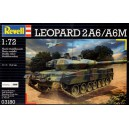 Leopard 2 A6/A6M  1:72  REVELL 3180